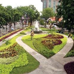 taman kota 2